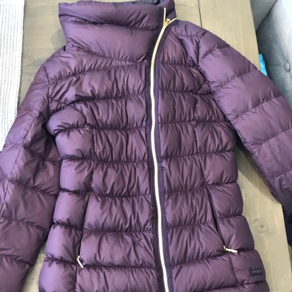 Athleta Jackets & Blazers - Athlete  puffer jacket with asymmetrical zipper